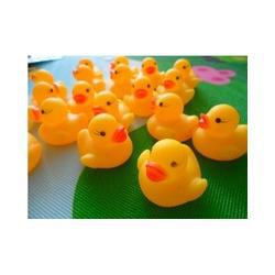 Wholesale - mini Rubber duck bath duck Pvc duck with sound Floating Duck 200pcs/lot toys Fast delivery Free shipping