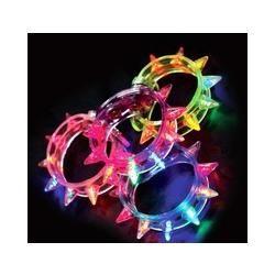 wholesale free shippg led charm bracelets party supply novelty items magic toys christmas wedding decoration bar paty