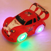 Wholesale Police Car Sales - Universal Car Electronics Light Music Toys For Boy Police Automobile Race Car For Sale Home Decoration Child Gifts Free Shipping