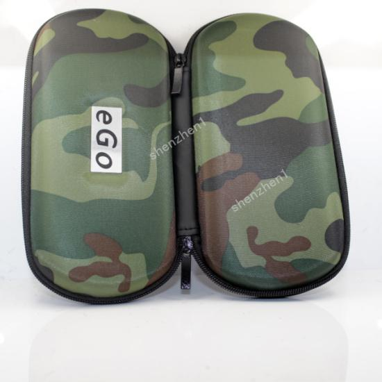 E cig Ego Case with Zipper 185x80mm Camouflage Case for Electronic Kit DHL free Cheap Case for E cig