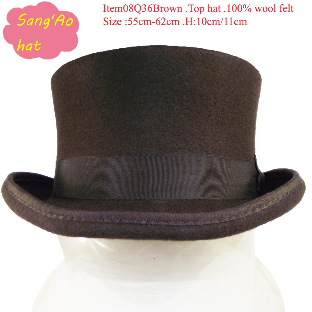 951f916892e207 2019 Wholesale Traditional Top Hat ,Religious Jewish Hats, Wool Hats ...
