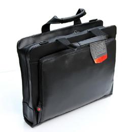 Wholesale 12 Thinkpad - Original new Thinkpad x201t x200t x220 x220t x230 x230i series leather bag 30R5811