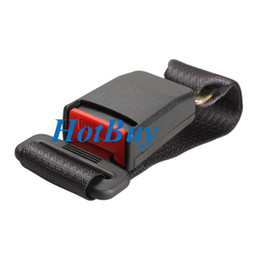 "Wholesale Car Seat Safety Buckle New - 36cm Car Seat Belt Seatbelts Extender Extension Safety Longer 7 8"" Buckle NEW #2714"