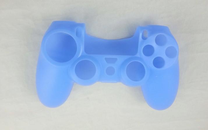 Ny Soft Silicone Protective Sleeve Hudskydd för PlayStation 4 PS4-styrenhet