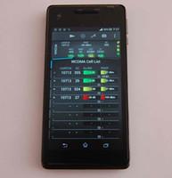celular ram 512mb venda por atacado-TEMS LT25i, com TEMS Pocket 13.1 + TEMS Investigação 15.1, LTE: 800/850/1800/2100/2600, WCDMA frequencey: 850/900 / 2100M,