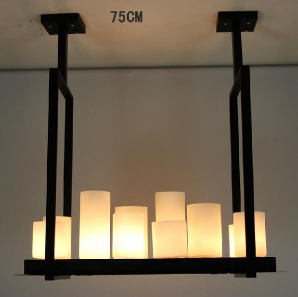 Artemid nouvelle lumière de bougie créative un lustre de bougie ...