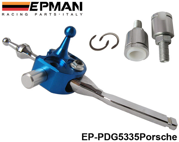 top popular EPMAN SHORT SHIFTER QUICK GEAR SHIFTER KIT QUICKER SHIFT for Porsche 911 996 Turbo AWD Boxster 986 S EP-PDG5335Porsche 2021