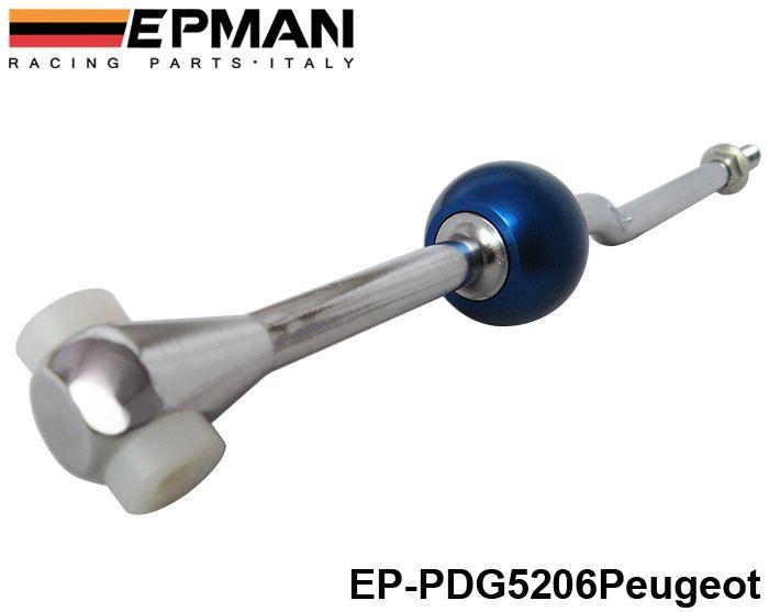 EPMAN High Performance EUDM JDM Spec. Ligero cambio rápido cambio corto Shifter para Peugeot 206 99-00 EP-PDG5206Peugeot