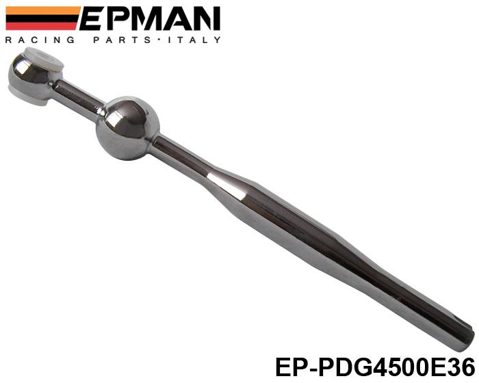 Epman Racing Short Sworkクイックシフター用BMW E30 / E36 JDMタイプRスタイルシフトノブEP-PDG4500E36