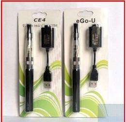 Wholesale Ego Blister Pack Free Shipping - EGO CE4 Kit 1.6ml 2.4OHM Atomizer clearomizer Electronic Cigarette 900MAH blister pack EGO serise Kit Ego DHL free shipping 845