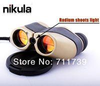 Wholesale Nikula Lens - Nikula LLL Night vision 50 x 25 With Radium shoots light mini Hunting Binocular Telescope (166m-1000m ) 100%NEW - Free shipping