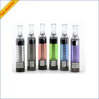 Wholesale Electronic Cigarette Ego Cc - Changeable Coil Kanger T3S Atomizer T3 update Clearomizer T3S CC Clear Cartomizer fit EGO battery with replacable coil T3 clearomizer