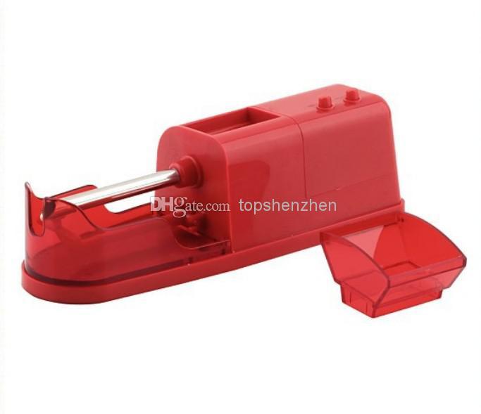 電気タバコの圧延機械自動インジェクターDIYメーカー喫煙アクセサリー機械送料無料
