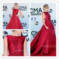 Wholesale Elie Saab Dresses For Sale - 2016 Oscar Red Dress Lace Prom Dresse Elie Saab A-line Elegant plus Size Cheap Celebrity Dresses High Low Dresses For Sale