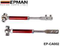 Wholesale car styling EPMAN Front Pillow Ball Tension Rods FOR Nissan S13 Red EP CA002 TK CARD002