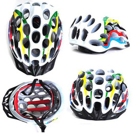 Wholesale Adult Bicycles - S5Q New Cycling Meshed Ventilate Adult Bicycle Bike Adjustable Helmet Protecter New AAABBN