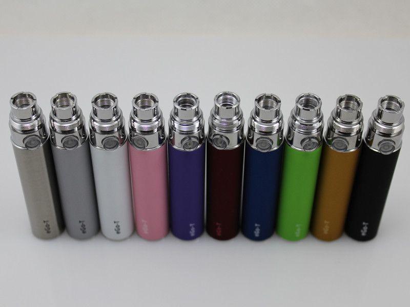 eGo T battery e cigarette ego battery OEM design 650mAh 900mAh 1100mAh electronic cigarette battery for CE4 CE5 ego t atomizer DHL