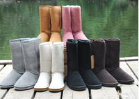 Wholesale bgg boots winter for sale - Group buy 2016 Chirstmas gift High Quality BGG Women s Classic tall Boots Womens boots Boot Snow boots Winter boots leather boots boot