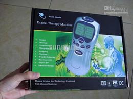 Argentina Decenas / acupuntura / masajeador de la máquina de terapia digital de buena calidad Suministro