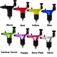 Wholesale Spektra Rotary Tattoo Machines - solong tattoo hot xiulong tattoo machine Spektra halo Style Pro Rotary Tattoo Machine Gun Shader Liner U-Pick ColorM655