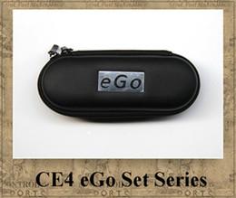 Wholesale Electronic Cigarette Colourful - CE4 EGO STARTER KIT ELECTRONIC CIGARETTE 650mah 900mah 1100mah zipper case colourful battery e-cig CE4 ATOMIZER CLEAROMIZER DHL