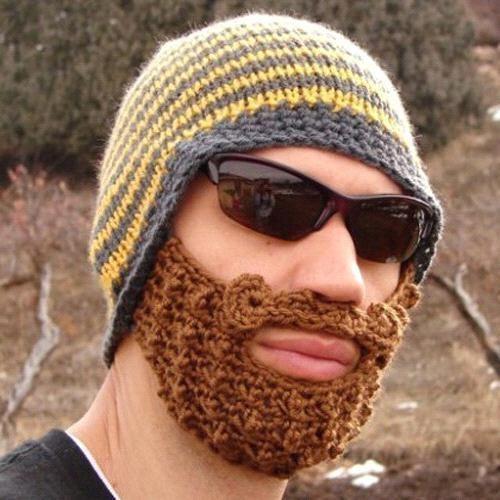 S5Q Handmade Crochet Knit Beard Mustache Hat Mask Face Skiing Warm Winter  Cap AAABDU Fedora Hat Baseball Caps From Digicnuk 91f1199b909