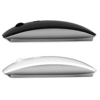 Wholesale Computer Finger Wireless Mouse - S5Q Slim 2.4G Wireless Optical Mouse USB Receiver For Computer Laptop PC Macbook AAAAJM