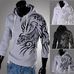 Barato Hoodies Masculinos Sexy-S5Q Homens Inverno Sexy Slim Fit manga comprida com capuz Hoodies Hoodies Tee Tops AAACSB