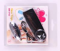 mehrgeschwindigkeitskugel eiervibrator großhandel-Heißer Verkauf Multi-Speed-Vibratoren, vibrierende Kugel, Sex-Massagegerät, Sex-Spielzeug für Frauen -ABS Vibration Egg