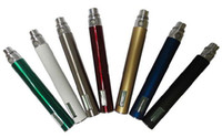Wholesale Ego T Lcd Voltage - Variable Voltage 650mah 900mAh 1100mah Rechargeable Battery with LCD Screen for EGO EGO-T Electronic Cigarette EGo Twist VV battery Free DHL