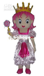 Wholesale Princess Mascot Costumes - Cartoon Clothing,princess costume mascot costume cartoon character costumes, party outfits carnival costumes,good quality