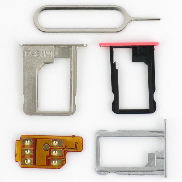 IPhone 5 S 5C 5G 4 S Hakiki R-SIM 9 PRO Kilidini IOS7 IOS5 Desteklenen GSM + WCDMA + CDMA Sprint T-mobil Bakire Docomo