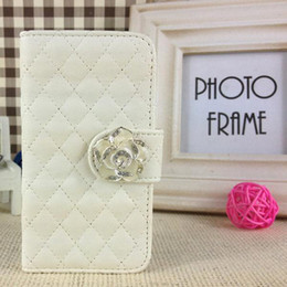 Wholesale Purse Protectors - S5Q Leather Flip Wallet Stand Purse Phone Case Cover Protector For Samsung S3 I9300 AAACAL