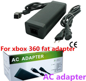 Wholesale Game AC adapter for xbox fat adapter for xbox fat charger AC power supply Factory Price