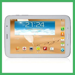 Discount 2g tablets - Wholesale - P8800 Tablet Phone 7 Inch Screen MTK6572 Dual Core Dual SIM Android 4.2 2G GSM Phone GPS Bluetooth Dual Came