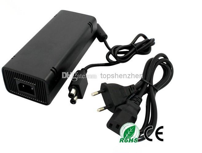 Xbox 360 용 AC 어댑터 전원 공급 코드 충전기 XBOX 360 슬림 충전기