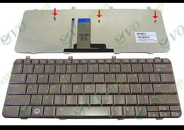 Wholesale Pavilion Dv3 - New Notebook Laptop keyboard for HP Pavilion dv3 dv3-1000 dv3Z dv3Z-1000 Brozen with backlit US version - PK1305Q0300 Version: US