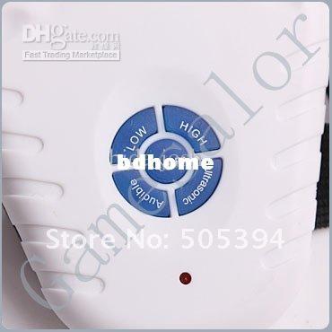 free shipping Ultrasonic Anti Bark Dog Stop Barking Collar#9921