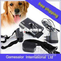 Wholesale Dog Training Fences - Wholesale - With retail package New Waterproof Smart Dog In-ground Pet Fencing System wireless pet fence #8093
