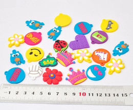 Wholesale Horror Charms - Mixed girl Assortment Charms for Rainbow Loom Bracelets small pendant styles mixed
