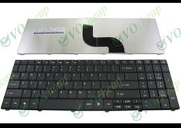 2019 computadoras portátiles epc Nuevo teclado para computadora portátil para Acer Aspire E1-521 E1-521G E1-531 E1-531G E1-571 E1-571G Negro versión para EE. UU. - NSK-AUB1D