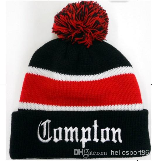 2019 Campton Beanies Hot Sale Snapback Hats Outdoor Knitted Winter Warm Pom  Pom Beanies Caps Sport Team Caps Wholesale Cheap Beanies Free Ship From ... a35ce3bc2