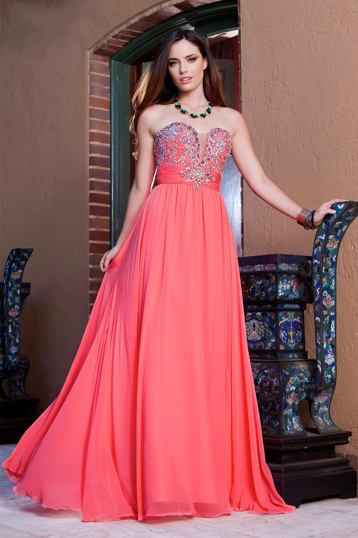 2014 Hot Beach Sexy Sweetheart Navy Blue Chiffon Beads Rhinestones Prom Dresses Floor Length Evening Gowns