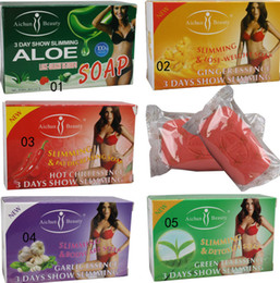 Wholesale Wholesale Weight Lose Products - Manual oil lose weight five efficacy optional soap 100 g weight loss products