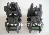 Wholesale Good Strength - High strength good quality plastic front and rear sights with noctilucence