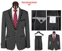 erkek batı takımları toptan satış-Tasarımcı batı Takım Elbise Erkekler Düğün Suits Üst ve pantolon Suits özlü ince buisness rahat takım elbise karışık sipariş hoşgeldiniz ücretsiz kargo