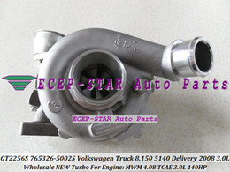 Discount trucks vw - GT2256S 765326-5002S 765326 Turbo Turbocharger For VW Volkswagen Truck 8.150 5140 Delivery 2008 Engine MWM 4.08 TCAE 3.0