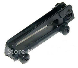 Wholesale Ar Rear Sight - Carry Handle Scope Mount w Adjustable Rear Sight for Flat-Top AR-15 M4