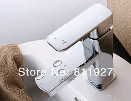 Wholesale Basin Mixer Faucet Accessories - good quality cheap price wash sink basin bathroom accessories faucet mixer water tap torneira10 years guarantee free shipping
