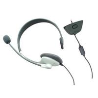 Wholesale Headphone Xbox - S5Q Earphone Headphone Headset with Mic Microphone For XBOX 360 XBOX360 Live New AAAALX